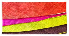 Colorful Hats Hand Towel