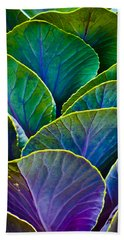 Colors Of The Cabbage Patch Bath Towel
