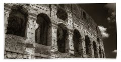 Colosseum Wall Hand Towel