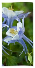 Columbine-2 Hand Towel
