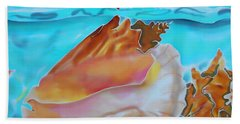 Conch Shallows Bath Towel