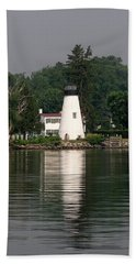Concord Point Lighthouse Bath Towel
