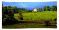 Conley Road Farm Spring Time Hand Towel