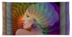 Consciousness Bath Towel
