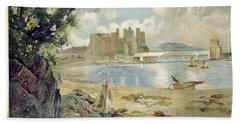Conway Castle Bath Towel