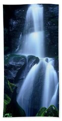 Bath Towel featuring the photograph Cool Sanctuary by Rodney Lee Williams