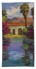 Cool Waters 2 Hand Towel by Diane McClary