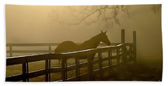 Coosaw Early Morning Mist Hand Towel