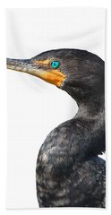 Cormorant Bath Towel