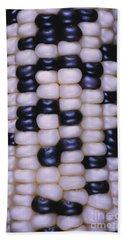 Corn Genetics Hand Towel