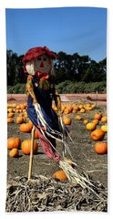 Hand Towel featuring the photograph Corn Mom by Michael Gordon