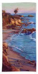 Corona Del Mar / Newport Beach Hand Towel
