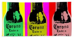 Corona Beer Bath Towel