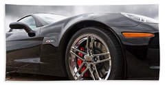 Corvette Z06 Hand Towel
