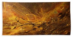 Cosmic Energy Hand Towel