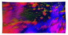 Cosmic Series 010 Hand Towel
