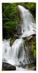 Cougar Falls Hand Towel