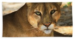 Cougar II Bath Towel