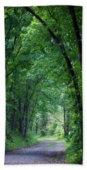 Country Lane Hand Towel