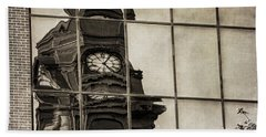 Courthouse Reflections Hand Towel