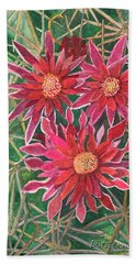 Coville Barrel Blossoms Bath Towel