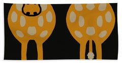 Cow - Both Ends Hand Towel