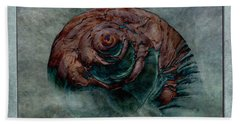Crooked House Bath Towel by WB Johnston