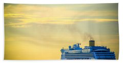 Cruise Ship Bath Towel