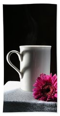 Cup Of Love Hand Towel