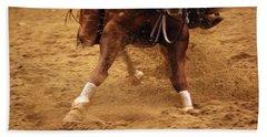 Cutting Horse 6 Hand Towel