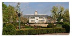 D5l311 Franklin Park Conservatory Bath Towel