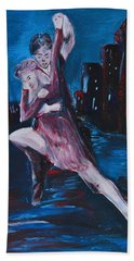 Dance The Night Away Bath Towel