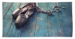 Danced Hand Towel by Priska Wettstein