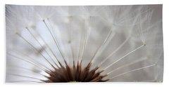 Dandelion Cross Section Hand Towel
