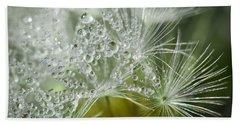 Dandelion Dew Hand Towel