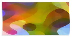Dappled Light Panoramic 2 Hand Towel