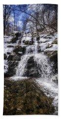 Dark Hollow Falls Bath Towel