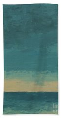 Dark Waters Hand Towel by Gail Kent