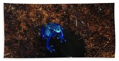 Dart Frog Hand Towel