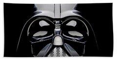 Darth Vader Helmet Hand Towel