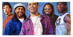 Dave Matthews Band Bath Towel