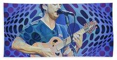 Dave Matthews-op Art Series Hand Towel