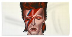 David Bowie Aladdin Sane Bath Towel