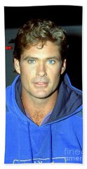David Hasselhoff 1991 Bath Towel