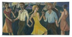 Dawn Dance Bath Towel