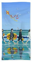 Day Tripper Hand Towel