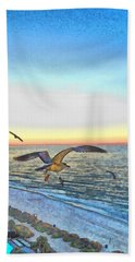 Daybreak Bath Towel