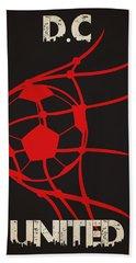 Dc United Goal Hand Towel