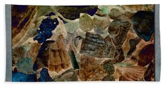 Hand Towel featuring the photograph Debris 2 by WB Johnston