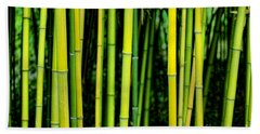 Deep Bamboo Hand Towel